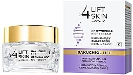 Voňavky, Parfémy, kozmetika Nočný krém proti vráskam - Lift4Skin Bakuchiol Lift Night Cream