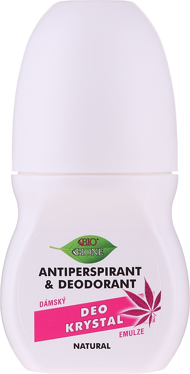 Deodorant pre ženy - Bione Cosmetics Deodorant Pink