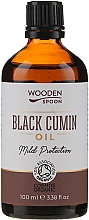 Voňavky, Parfémy, kozmetika Olej z čiernej rasce - Wooden Spoon Black Cumin Oil