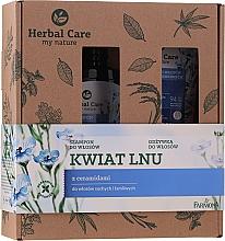 Voňavky, Parfémy, kozmetika Sada - Farmona Herbal Care (shm/330ml + cond/200ml)