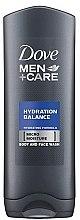"""Voňavky, Parfémy, kozmetika Sprchový gél """"Rovnováha hydratácii"""" - Dove Men+Care Hydration Balance Body Wash"""