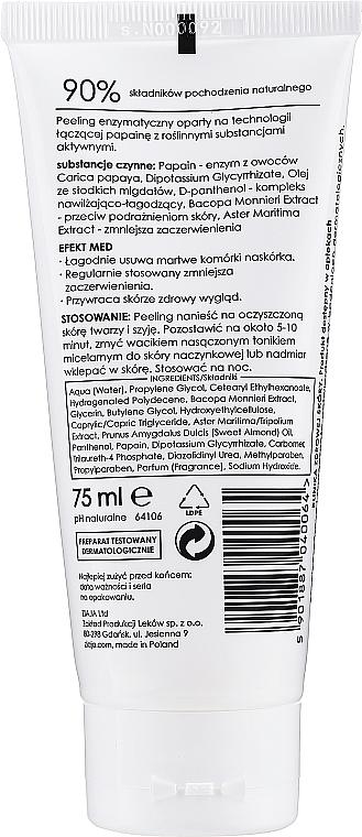 Enzymatický peeling tváre - Ziaja Med Peeling Enzymatic — Obrázky N2