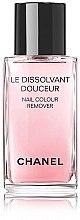 Voňavky, Parfémy, kozmetika Jemný odlakovač - Chanel Le Dissilvant Douceur Nail Colour Remover