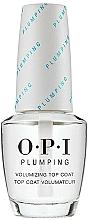 Voňavky, Parfémy, kozmetika Vrchný lak - O.P.I Plumping Volumizing Top Coat