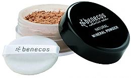 Voňavky, Parfémy, kozmetika Minerálny púder - Benecos Natural Mineral Powder