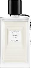 Voňavky, Parfémy, kozmetika Lalique Les Compositions Parfumees Chypre Silver - Parfumovaná voda