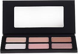 Voňavky, Parfémy, kozmetika Paleta rozjasňovačov na tvár - Moira Strobe & Allure Highlighting Palette