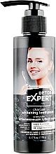 Voňavky, Parfémy, kozmetika Uhoľná bieliaca zubná pasta - Detox Expert Charcoal Whitening Toothpaste