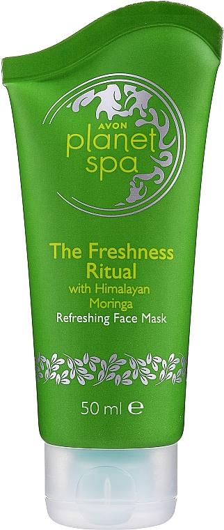 Osviežujúca maska na tvár - Avon Planet Spa Refreshing Face Mask