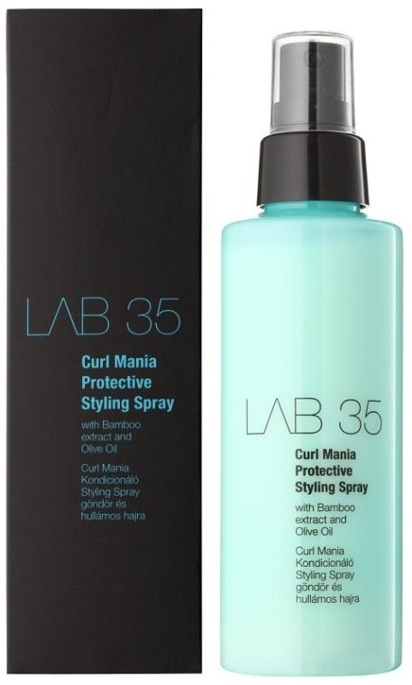 Sprej na kučeravé a vlniste vlasy - Kallos Cosmetics Lab 35 Curl Spray