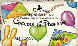 """Voňavky, Parfémy, kozmetika Prírodné mydlo """"Marhuľa"""" - Florinda Sapone Apricot"""