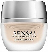 Voňavky, Parfémy, kozmetika Tonálny krém na tvár - Kanebo Sensai Cellular Performance Cream Foundation