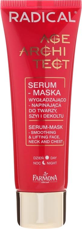 Sérum-maska vyhladenie-utesnenie tváre - Farmona Radical Age Architect Serum-Mask — Obrázky N2