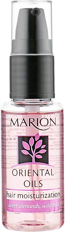 Olej na vlasy - Marion Moisturization Hair Oriental Oil