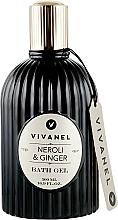 Voňavky, Parfémy, kozmetika Kúpeľový gél - Vivian Gray Vivanel Neroli & Ginger