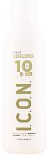 Voňavky, Parfémy, kozmetika Krém-aktivátor - I.C.O.N. Ecotech Color Cream Activator 10 Vol (3%)