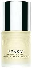 Voňavky, Parfémy, kozmetika Krém na krk a dekolt s lifting účinkom - Kanebo Sensai Cellular Performance Throat and Bust Lifting Effect