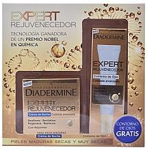 Voňavky, Parfémy, kozmetika Sada - Diadermine Women's Cosmetics Set (cr/50ml+eye/cr/15ml)