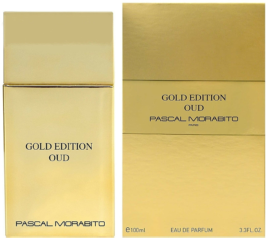 Pascal Morabito Gold Edition Oud - Parfumovaná voda