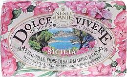 """Voňavky, Parfémy, kozmetika Mydlo""""Sicilia"""" - Nesti Dante Dolce Vivere Sicilia"""