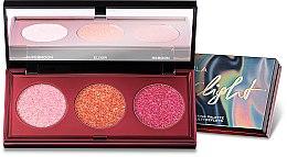 Voňavky, Parfémy, kozmetika Paleta očných tieňov - Nabla Glimmer Light Multi-Reflective Illuminating Pallette