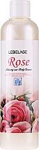Voňavky, Parfémy, kozmetika Sprchový gél - Lebelage Relaxing Rose Body Cleanser