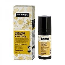 Voňavky, Parfémy, kozmetika Krém na tvár s mrkvovým olejom a grapefruitovým éterickým olejom - Bio Happy Face Cream