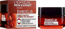 Voňavky, Parfémy, kozmetika Výživný krém na fúzy - L'Oreal Paris Men Expert Barber Club