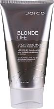Voňavky, Parfémy, kozmetika Maska na udržanie jasu blond farby - Joico Blonde Life Brightening Mask