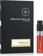 Voňavky, Parfémy, kozmetika Montale Mukhallat - Parfumovaná voda (vzorka)