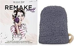 """Voňavky, Parfémy, kozmetika Odličovacia rukavica, šedá """"ReMake"""" - MakeUp"""