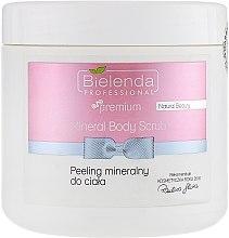 Voňavky, Parfémy, kozmetika Profesionálny minerálny peeling pre telo - Bielenda Professional Natural Beauty Mineral Body Scrub