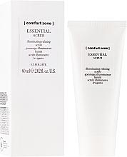 Voňavky, Parfémy, kozmetika Čistiaci scrub na tvár - Comfort Zone Essential Scrub