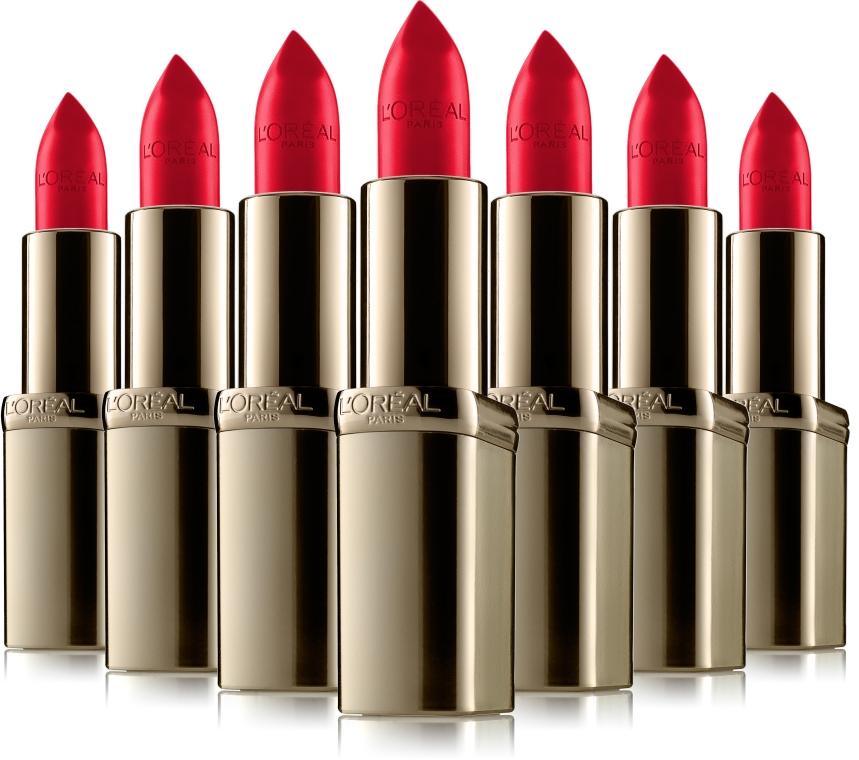 Rúž na pery - L'Oreal Paris Color Riche Intense Lipstick — Obrázky N2