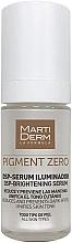 Voňavky, Parfémy, kozmetika Depigmentačné sérum na tvár - MartiDerm Pigment Zero DSP-Serum Iluminador