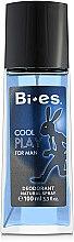 Voňavky, Parfémy, kozmetika Bi-Es Cool Play - Parfumovaný deodorant-sprej