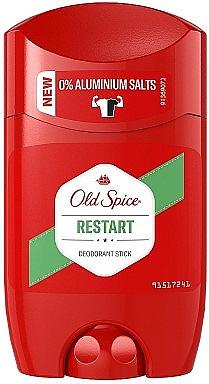 Tuhý dezodorant - Old Spice Restart Deodorant Stick — Obrázky N1