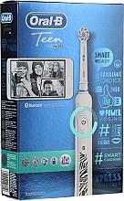 Voňavky, Parfémy, kozmetika Elektrická zubná kefka - Oral-B D16 Teen Sens