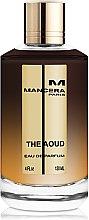 Voňavky, Parfémy, kozmetika Mancera The Aoud - Parfumovaná voda