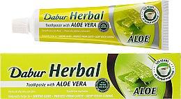 """Zubná pasta """"Aloe Vera"""" - Dabur Herbal Aloe Vera Toothpaste — Obrázky N1"""