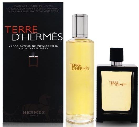Hermes Terre d'Hermes - Sada (edp/30ml + edp/125ml)