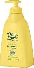 Voňavky, Parfémy, kozmetika Heno de Pravia Original - Tekuté mydlo na ruky