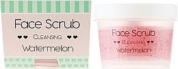 Voňavky, Parfémy, kozmetika Hydratačné peeling na tvár a pery - Nacomi Moisturizing Face&Lip Scrub Watermelon