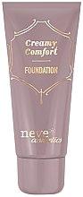 Voňavky, Parfémy, kozmetika Tonálny základ - Neve Cosmetics Creamy Comfort
