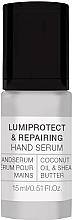 Voňavky, Parfémy, kozmetika Sérum na ruky - Alessandro International Spa Lumiprotect & Repairing Hand Serum
