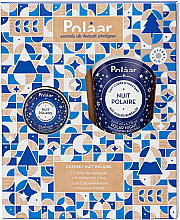 Voňavky, Parfémy, kozmetika Sada - Polaar Christmas 2020 Night Set (cr/50ml+body/milk/200ml)
