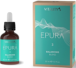 Voňavky, Parfémy, kozmetika Normalizujúci koncentrát - Vitality's Epura Balancing Blend