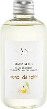 "Voňavky, Parfémy, kozmetika Masážny olej ""Monoi de Tahiti"" - Kanu Nature Monoi de Tahiti Massage Oil"