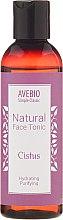 Voňavky, Parfémy, kozmetika Prírodné tonikum na tvár - Avebio Natural Face Tonic Cistus