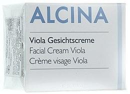 Voňavky, Parfémy, kozmetika Krém na tvár Viola - Alcina T Facial Cream Viola